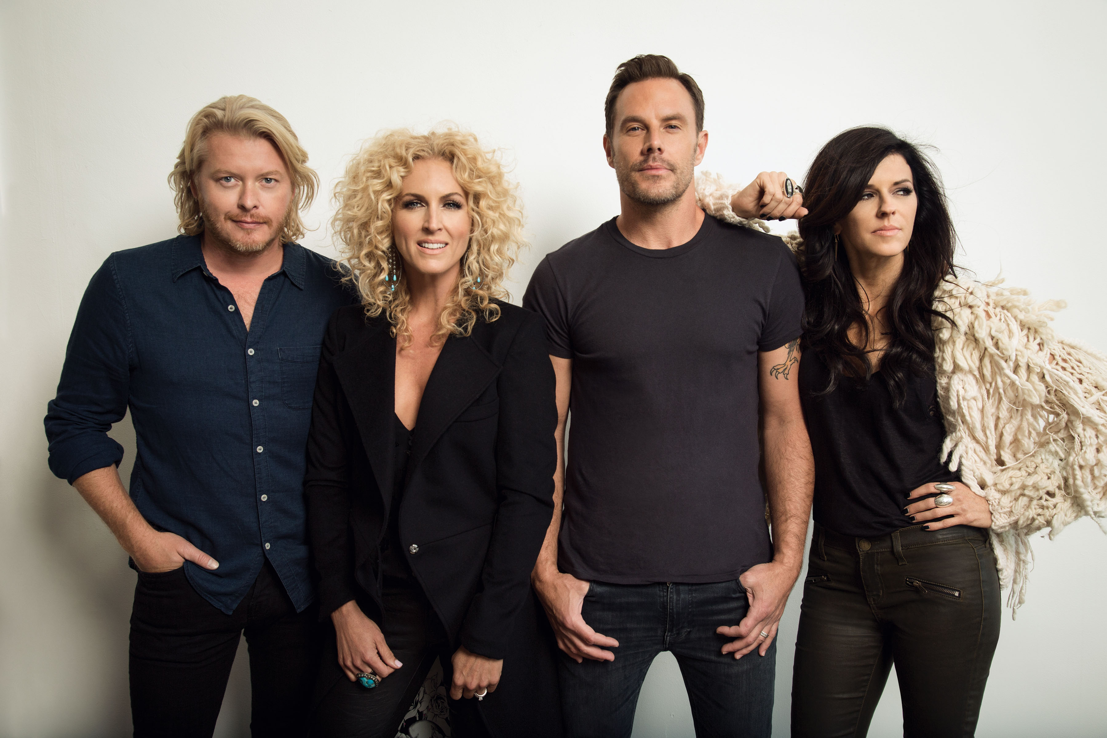 Little Big Town at KronosWorks